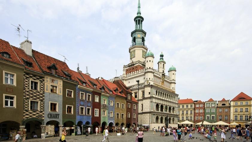 Poznańskie atrakcje: pałac Działyńskich